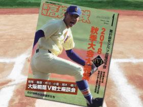 「高校野球 2019年 01月号」