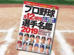 「プロ野球全12球団選手名鑑2019」